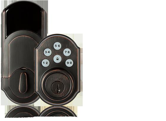 Electronic Door Lock Vivint Support