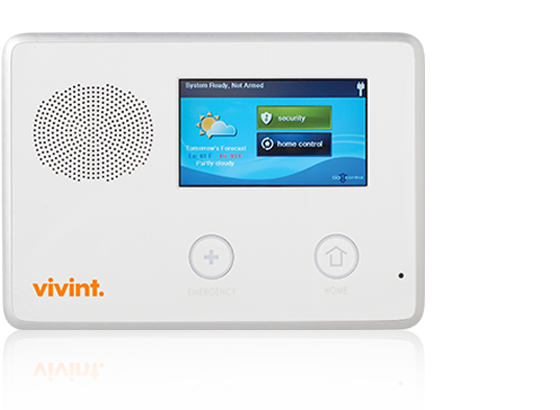 Vivint Alarm System >> Go!Control Touch Screen Panel | Vivint Support