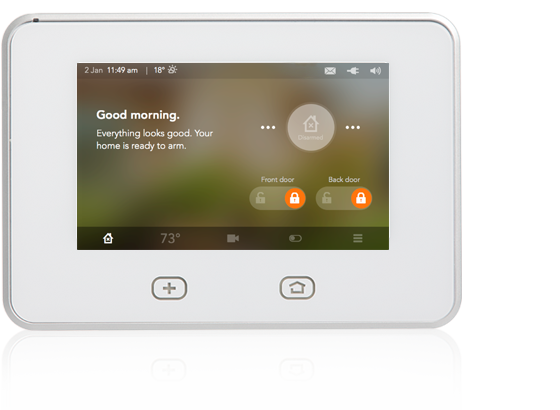 download vivint home security app